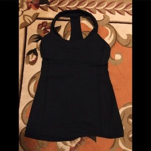 Lululemon scoop neck tank top used